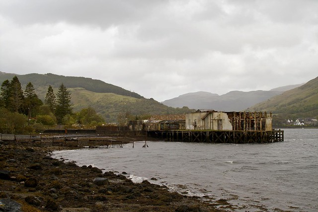 Torpedo Testing Station