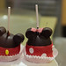Matching mouse candy apples by parodyerror