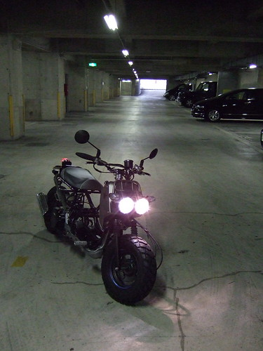 HONDA ZOOMER LIGHTS