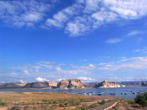 Lake Powell from afar
