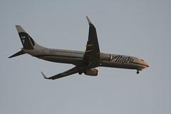 Alaska Airlines, Boeing 737-990, N320AS