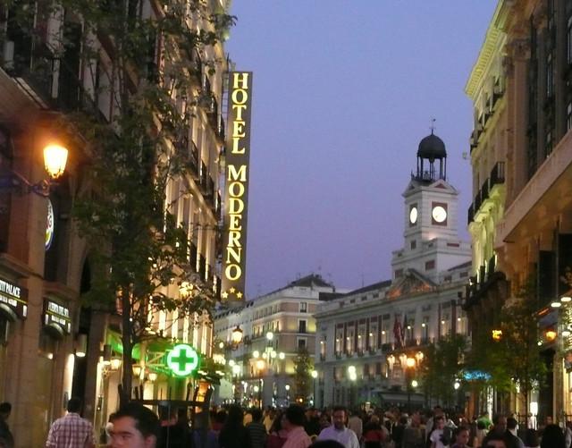 Madrid de Noche