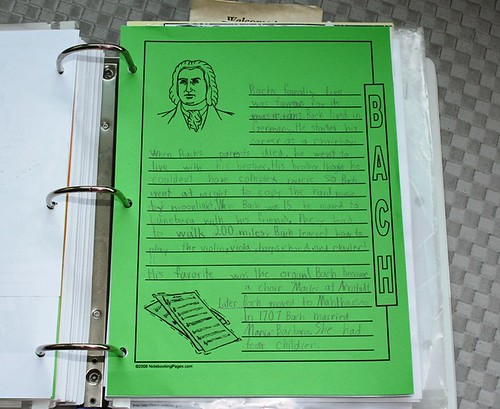 BACH notebooking