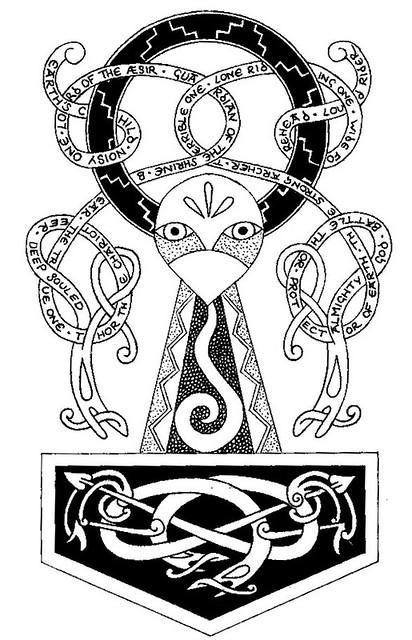 Norse Gods Symbols