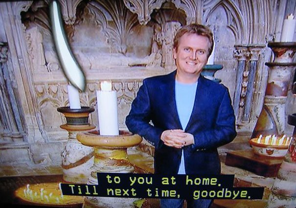 Header of Aled Jones