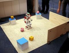 Robot playpen