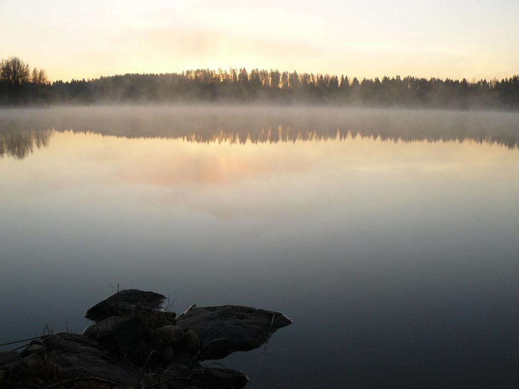 ¿Cómo son los finlandeses? Adoran el silencio.