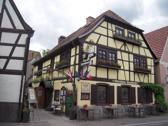 Traditional German House Flickr Photo Sharing