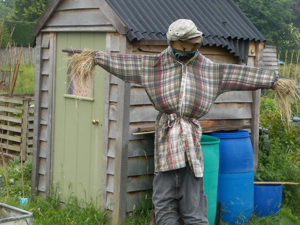 Scarecrow B Appleford Circular