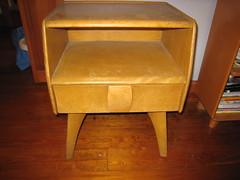 furniture, wood, nightstand,