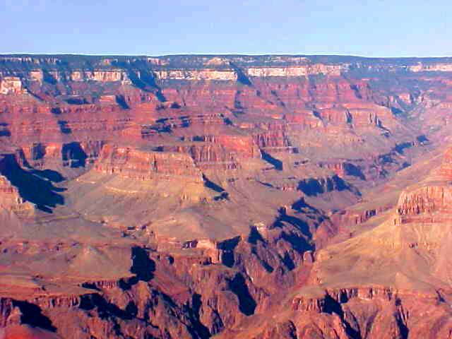Grand Canyon scenery by flickr user DaSon'e