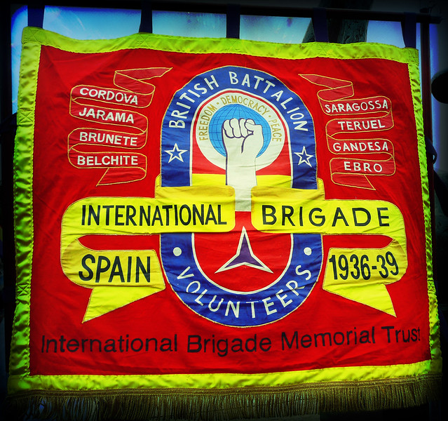 International Brigade Flickr Photo Sharing