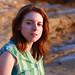 Me at La Jolla Shores by Tanya Harrison