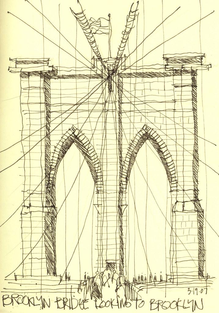 Brooklyn Bridge A Photo On Flickriver