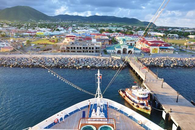 Basseterre Cruise Pier, St Kitts Flickr - Photo Sharing-6091