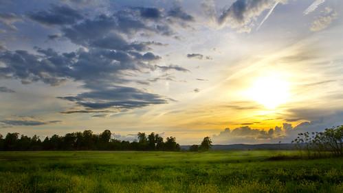 sunset cloud landscape canon1740mm canon7d washingtoncountyny