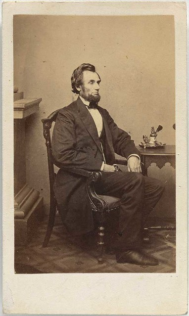 Abraham Lincoln from Flickr via Wylio