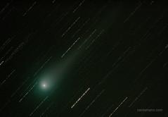 Cometa Lulin / seguimiento del cometa