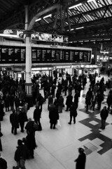 the commute