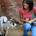 Hello there goat... by johnwgolden