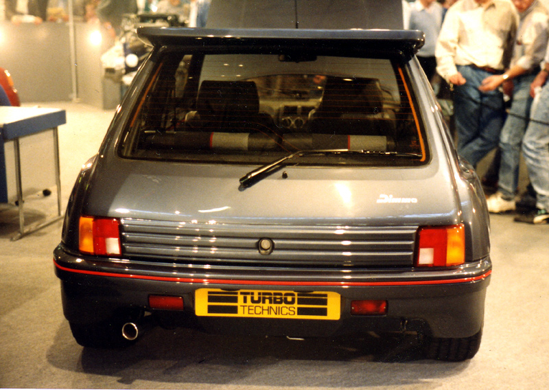 peugeot 205 gti dimma turbo technics a photo on flickriver. Black Bedroom Furniture Sets. Home Design Ideas