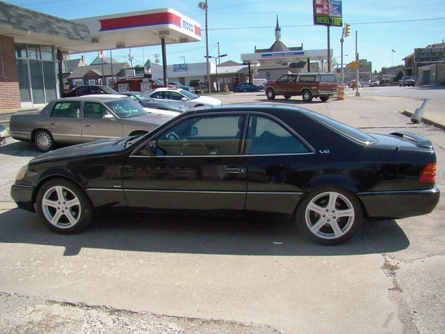 1996 mercedes s600 coupe for 1995 mercedes benz s600 coupe