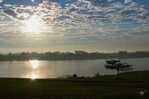 morning blue tree green peru clouds sunrise river pucallpa ucayali mywinners theunforgettablepictures