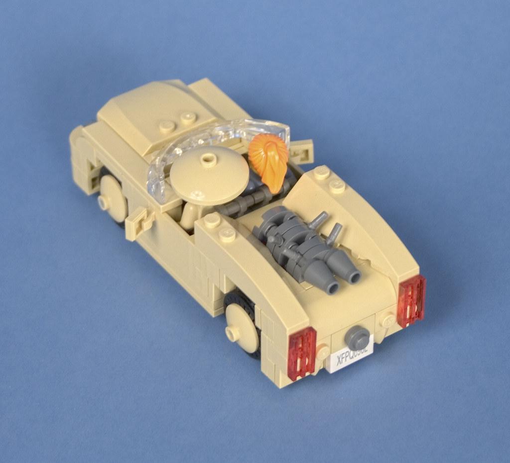 Tan Car HDR 05