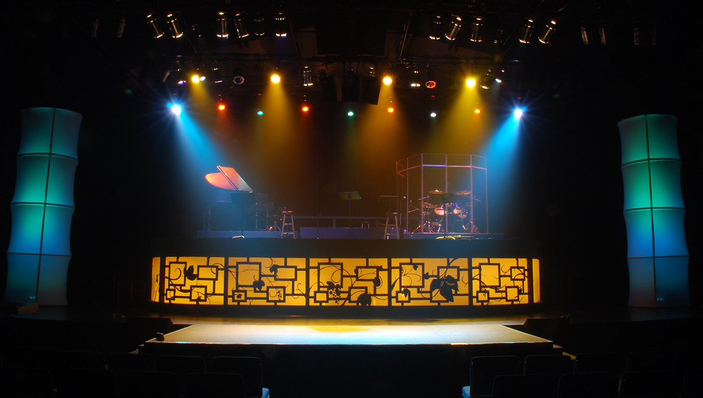 Simple Stage Lighting Design Software