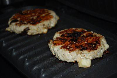 Mediterranean Turkey Burgers 3