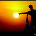 Touching the Sun ! :)