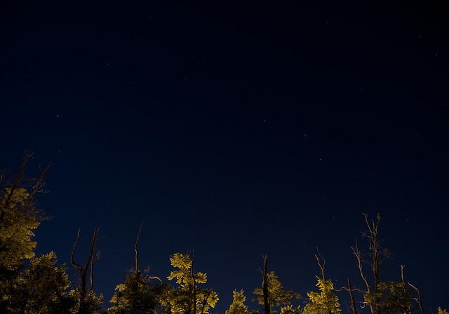 Darkness Night Sky