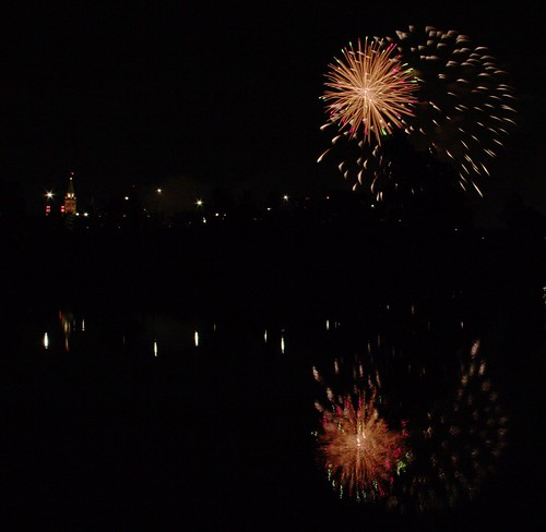 Canada Day Fireworks - Ottawa - 2009 by Young_Jared