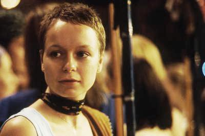 Samantha Morton Samantha Morton in In America bandeau top bikini
