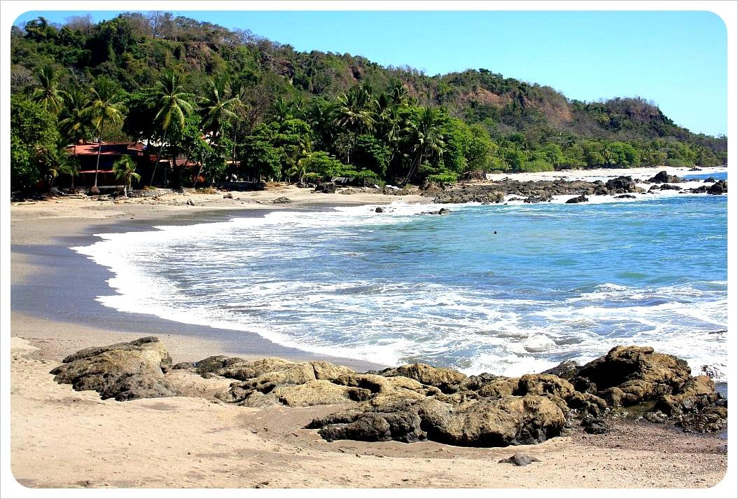 Montezuma bay & beach