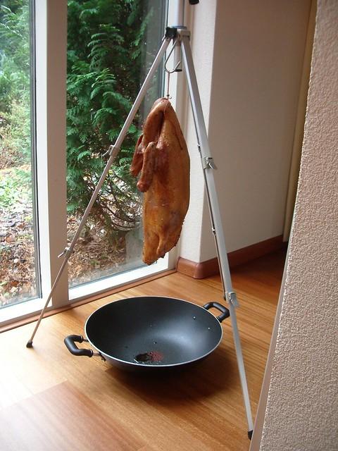 Susan's Hangende pekingeend