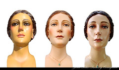 clothing(0.0), costume(0.0), nose(1.0), chin(1.0), face(1.0), skin(1.0), head(1.0), ear(1.0), mouth(1.0), jaw(1.0), mannequin(1.0), beauty(1.0), adult(1.0),