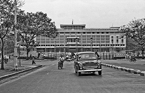 Saigon in late 1968 by Lance & Cromwell