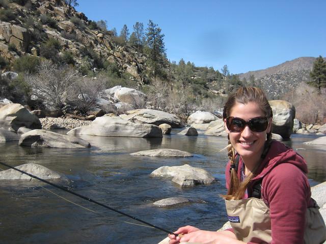 Upper kern river flickr photo sharing for Kern river fishing