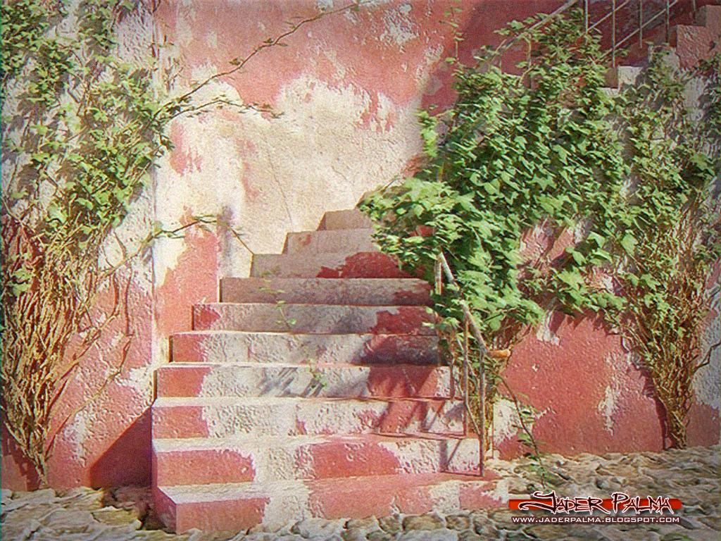Escada2 by Jader Palma