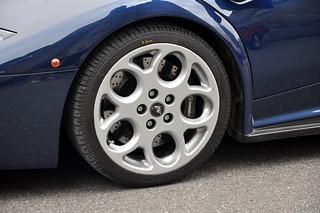 Lamborghini Diablo wheel & brakes