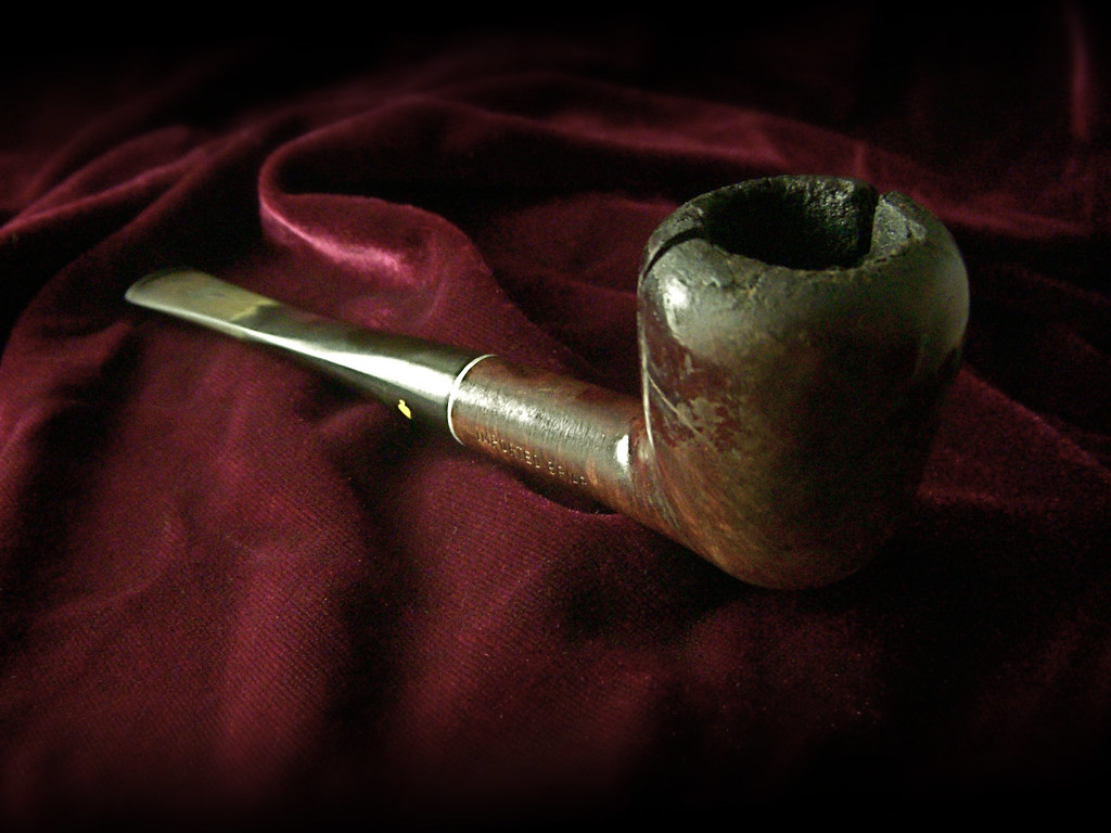 1974 Grandfather Eatherton's Pipe