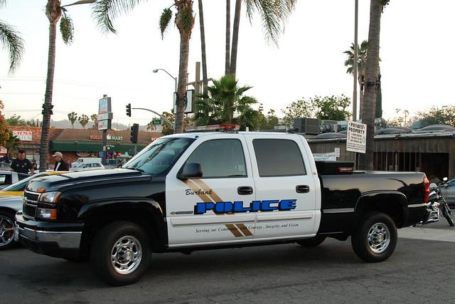 chevy police trucks - photo #27