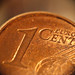 Double lens macro - euro cent by Erwin Bolwidt