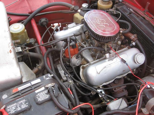 Saab V4 Engine 1970 Flickr Photo Sharing