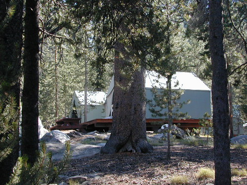 Vermilion Tent Cabins