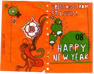 new year08
