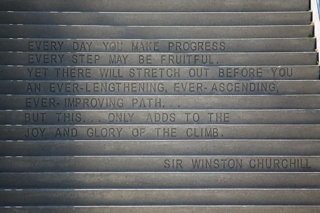 Vine Street Stairs