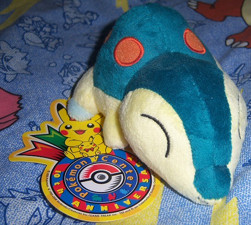Image result for cyndaquil pokedoll