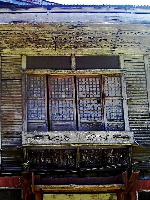 Old capiz shell windows general luna explore for Capiz window